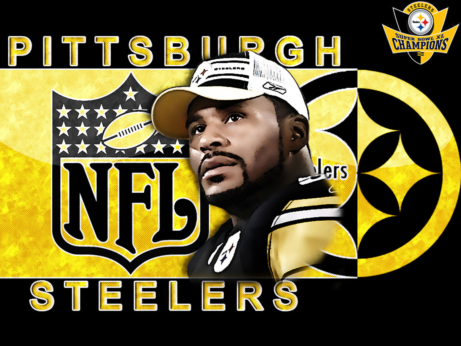 Pittsburgh Steelers wallpaper desktop image Pittsburgh Steelers 1600x1200