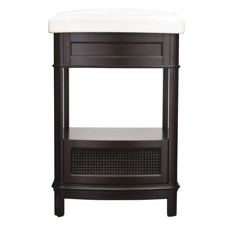 BirchPoplar Bathroom Vanity with Vitreous China Top Lowes Canada 900x900