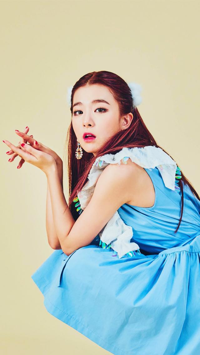 Red Velvet Seulgi   Rookie Wallpaper 2 by Mar5122 640x1136