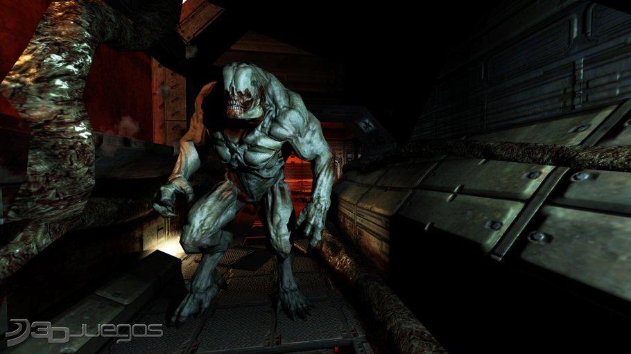 Doom 3 BFG Edition   Imgenes juego PS3   3DJuegos 910x511