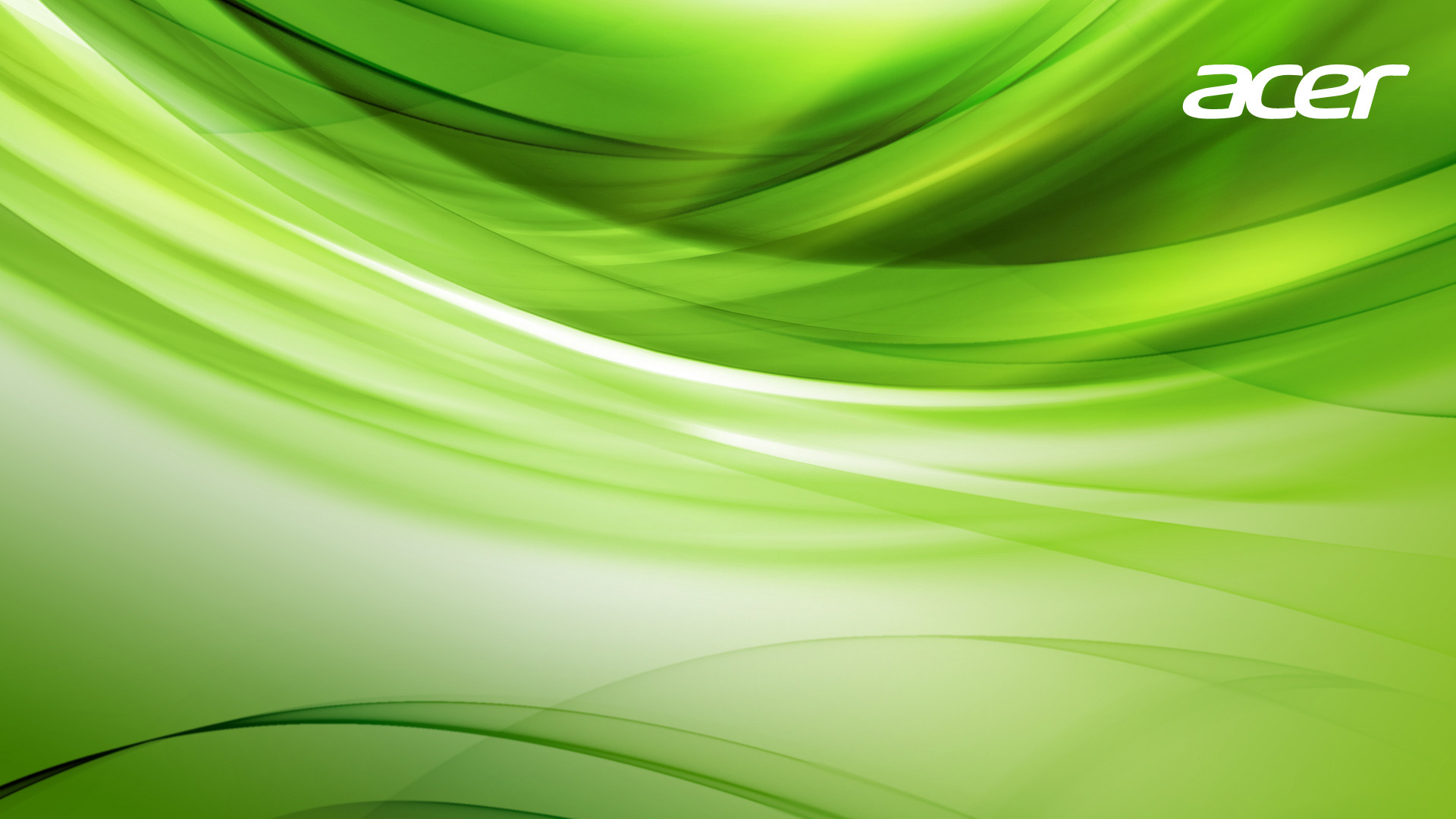 acer acer wallpaper green wallpaper screensaverjpg 1920x1080