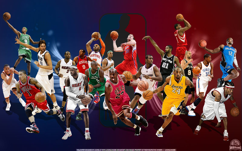 NBA All Star Wallpaper by lisong24kobe 800x500