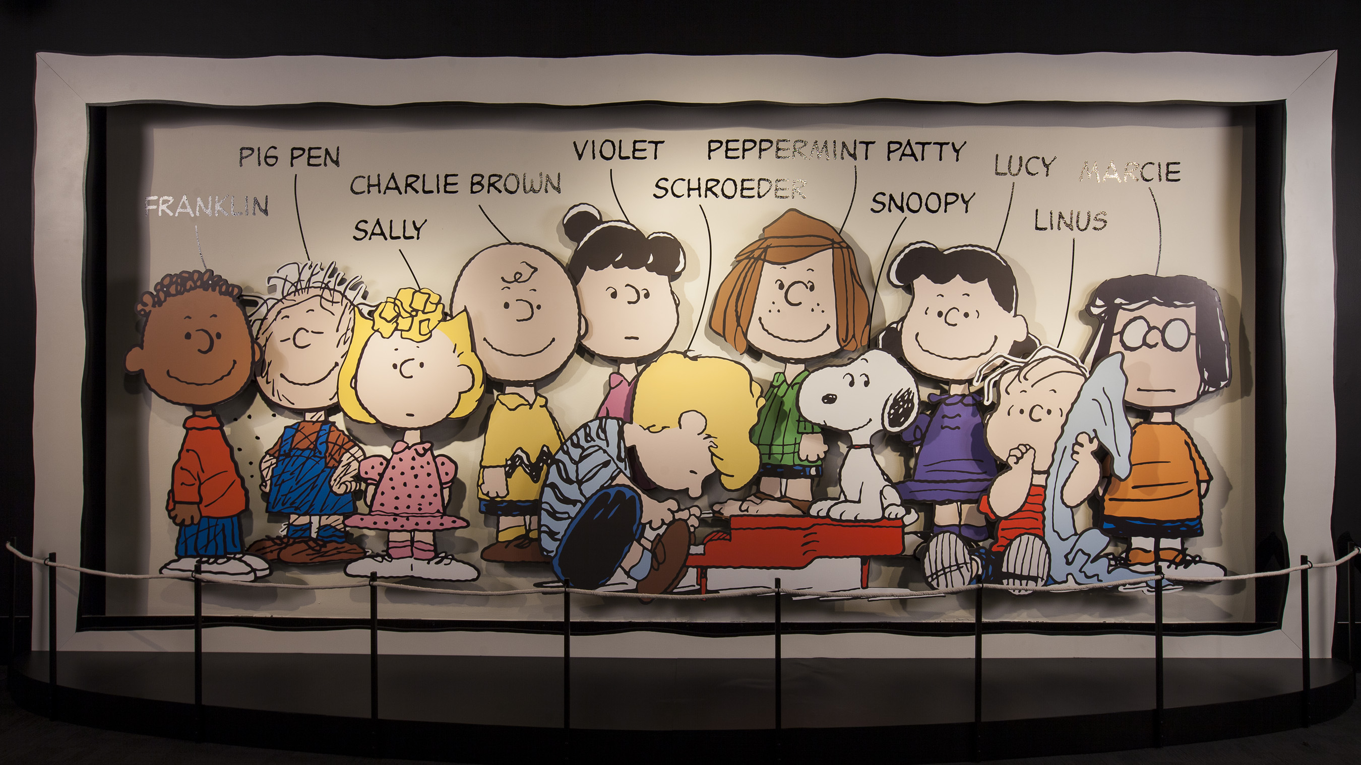 First Look Charlie Brown and The Great Exhibit at the Museum of 2700x1519