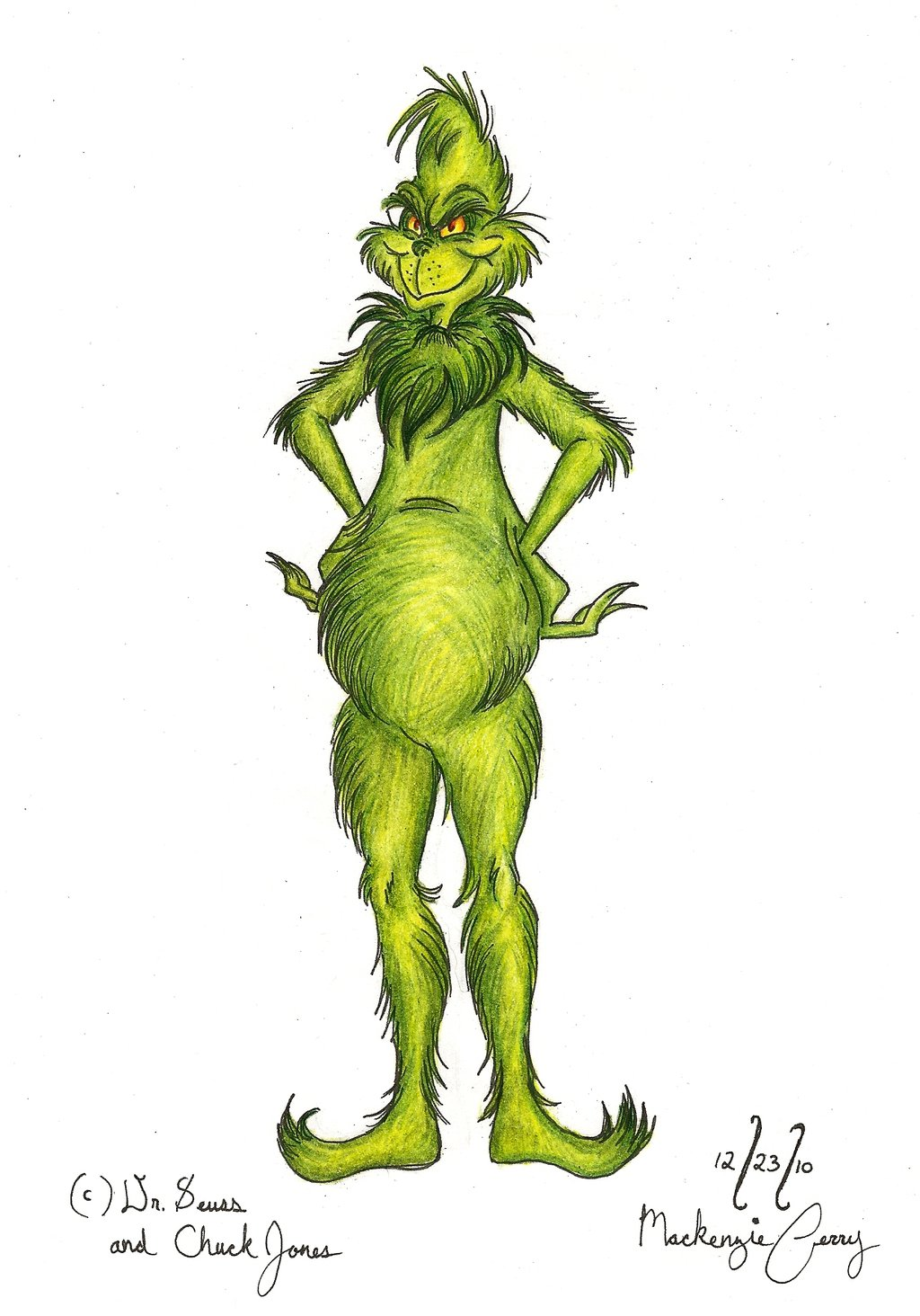 Grinch Cartoon Pictures   All Wallpapers New 1024x1464