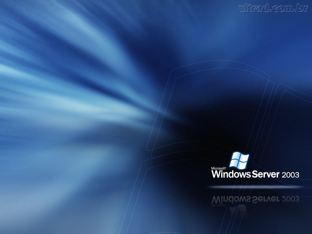 Windows Server 2003 1024x768