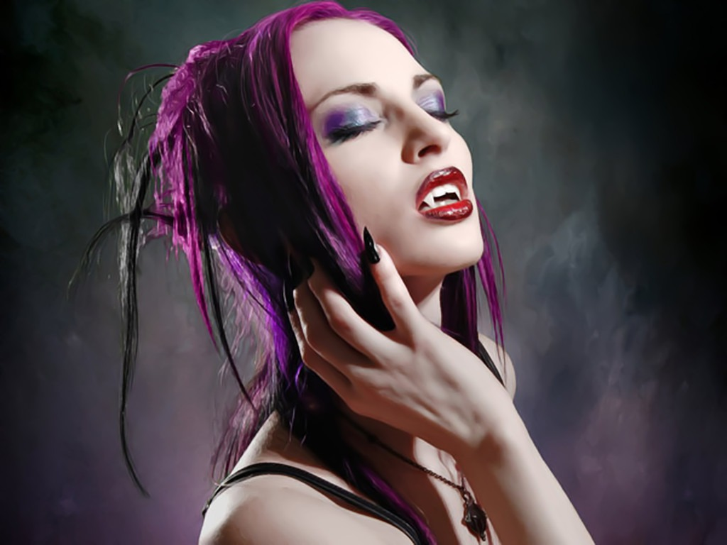 [46+] Female Vampires Wallpaper on WallpaperSafari