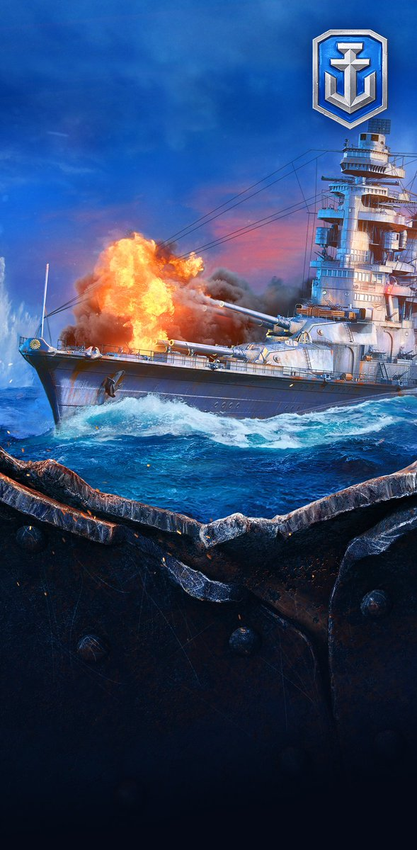 World of Warships Legends on Twitter Iowa Amagi Vanguard or 589x1200