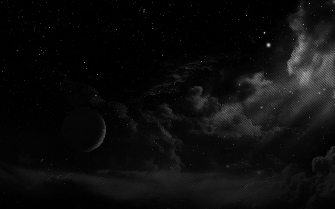 Clouds Dark Wallpaper 1280x800 Clouds Dark Night 1280x800