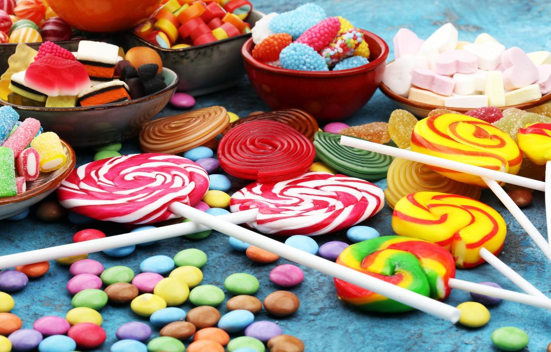 Wallpaper candy lollipops sweet pills marmalade marshmallow 1332x850