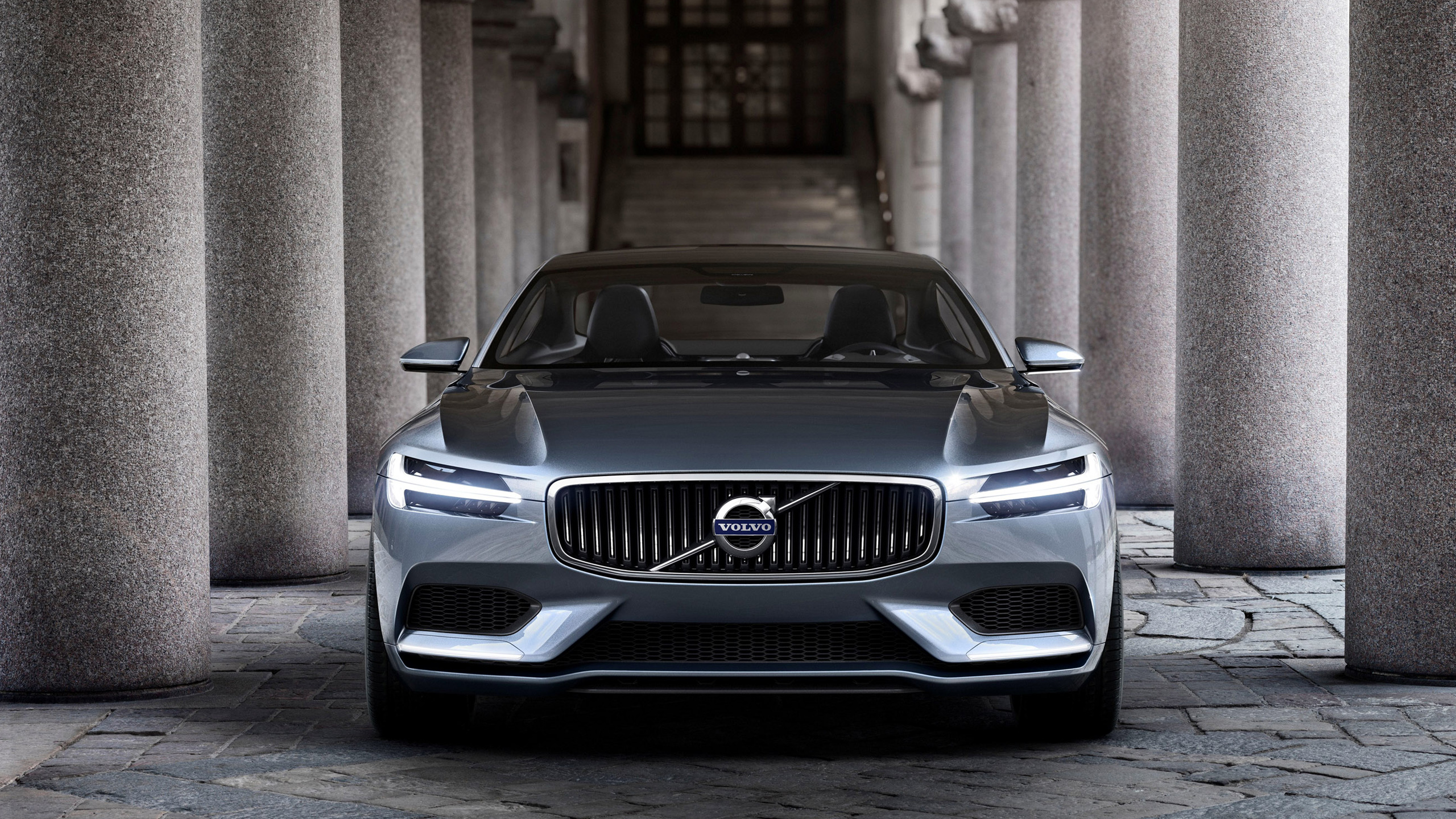 2015 Volvo Concept Coupe Wallpaper HD Car Wallpapers 2560x1440