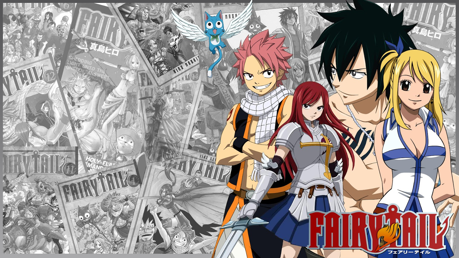 Free Download Fairy Tail Wallpaper 2 Fairy Tail Wallpaper 3 Fairy