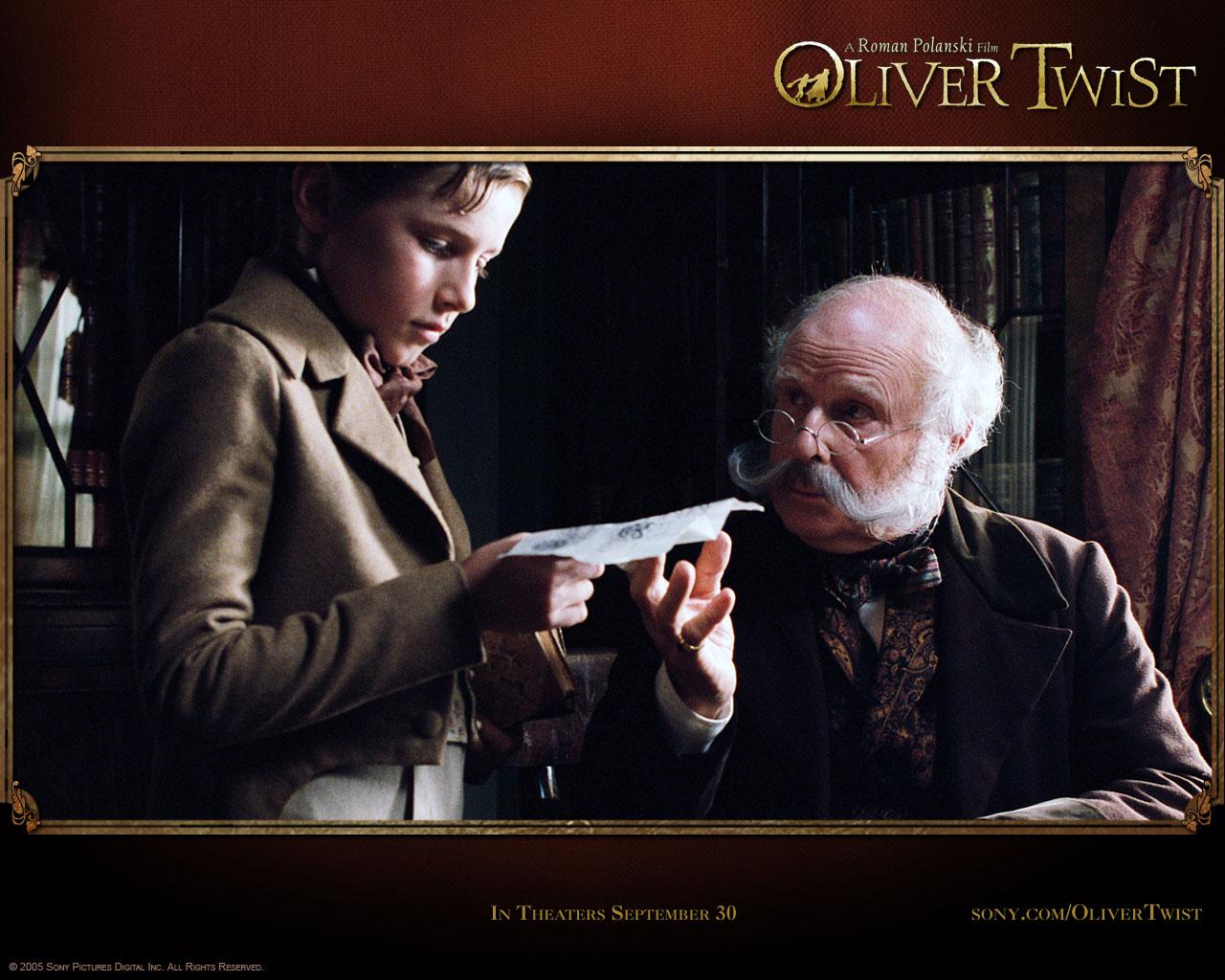 Download Oliver Twist Wallpaper 1280x1024 Wallpoper 141847 1280x1024