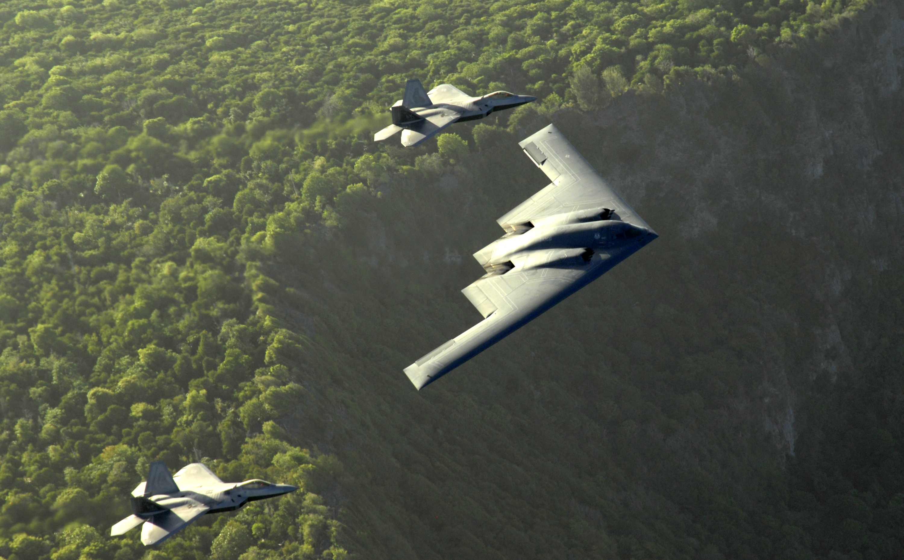 10 Stealth Aircraft HD Wallpapers Background Images   Wallpaper 3000x1860