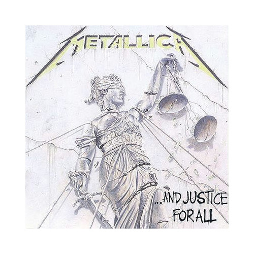 Metallica And Justice For All 500x500