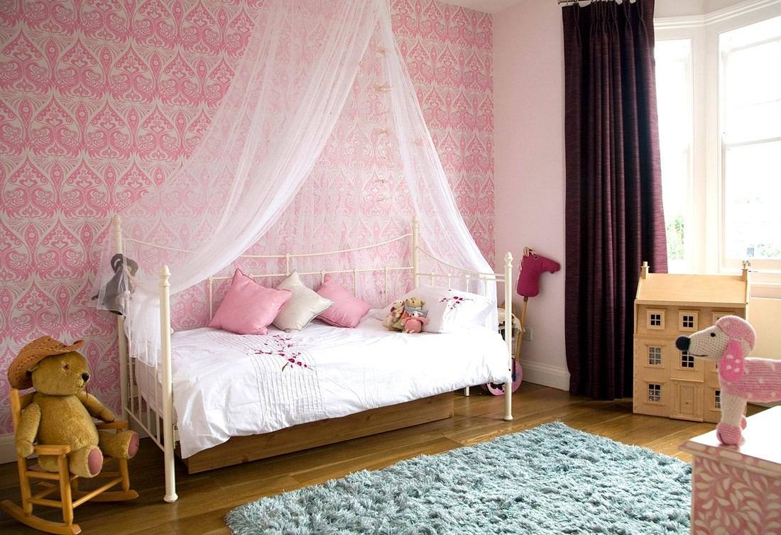 Free Download Bedroom Lovely Bedroom Design For Little Girls With