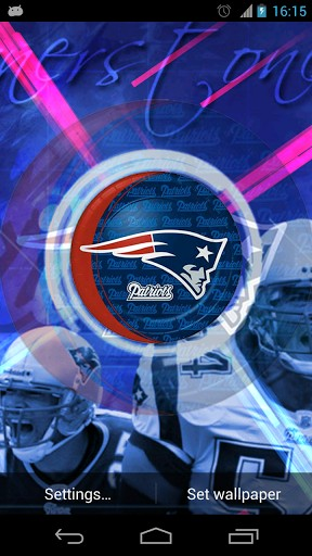 Download New England Patriots Wallpaper for Android by bindos 288x512