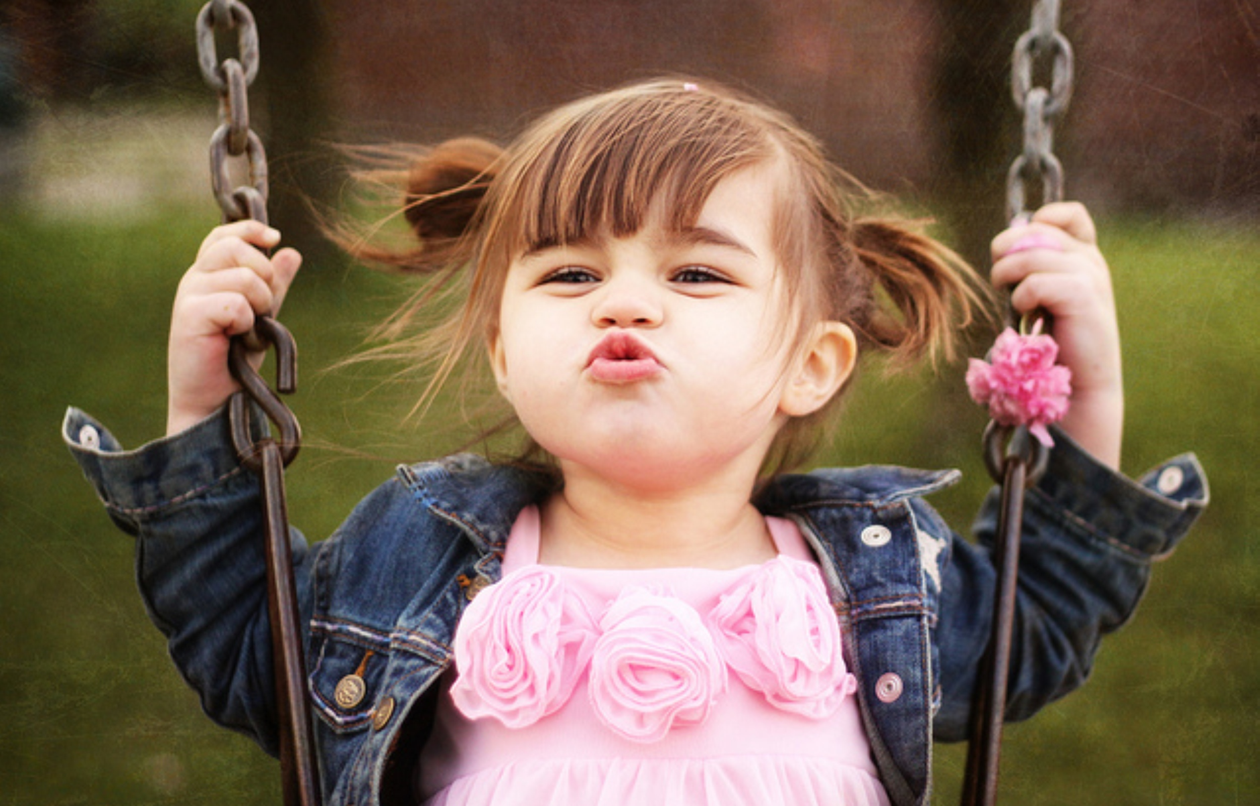 Cute Baby Girl Wallpapers The Art Mad Wallpapers 2500x1600