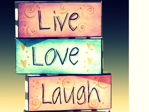 Live Love Laugh Wallpaper Wallpapersafari