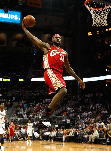 photo lebron james lebron james 23 of the cleveland cavaliers goes 440x594