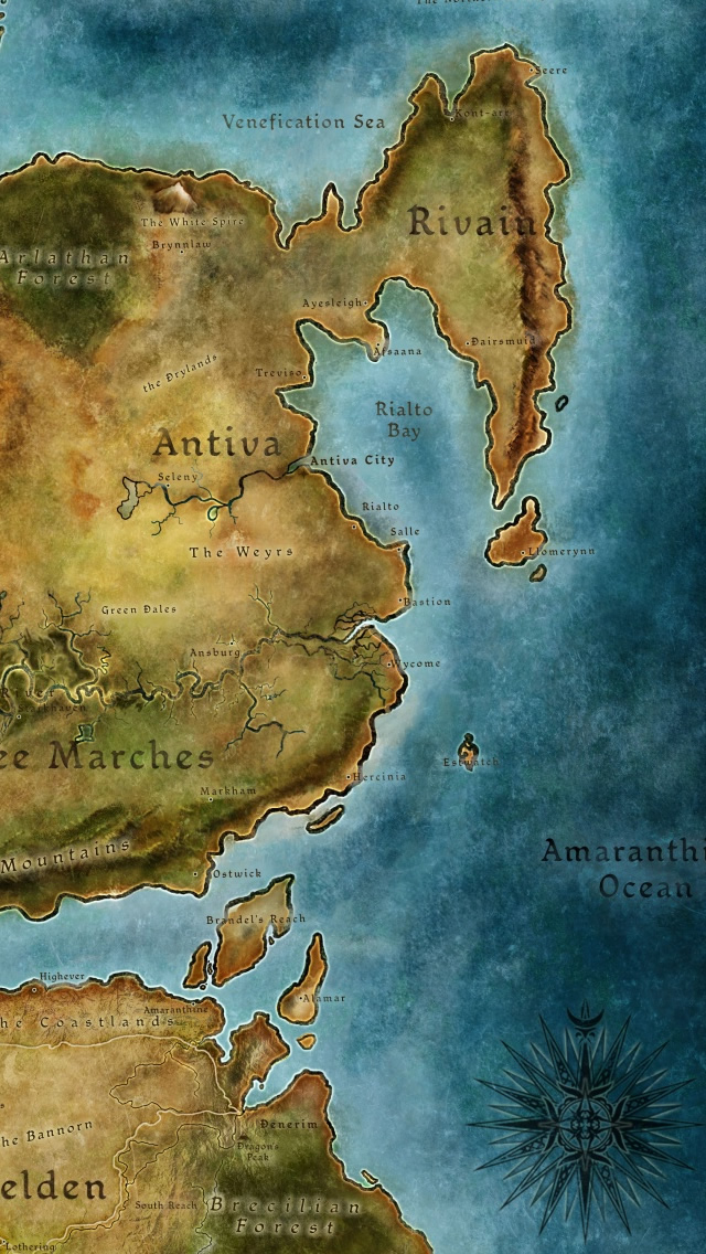 Free Download Dragon Age 2 Map Iphone 5s Wallpaper Download