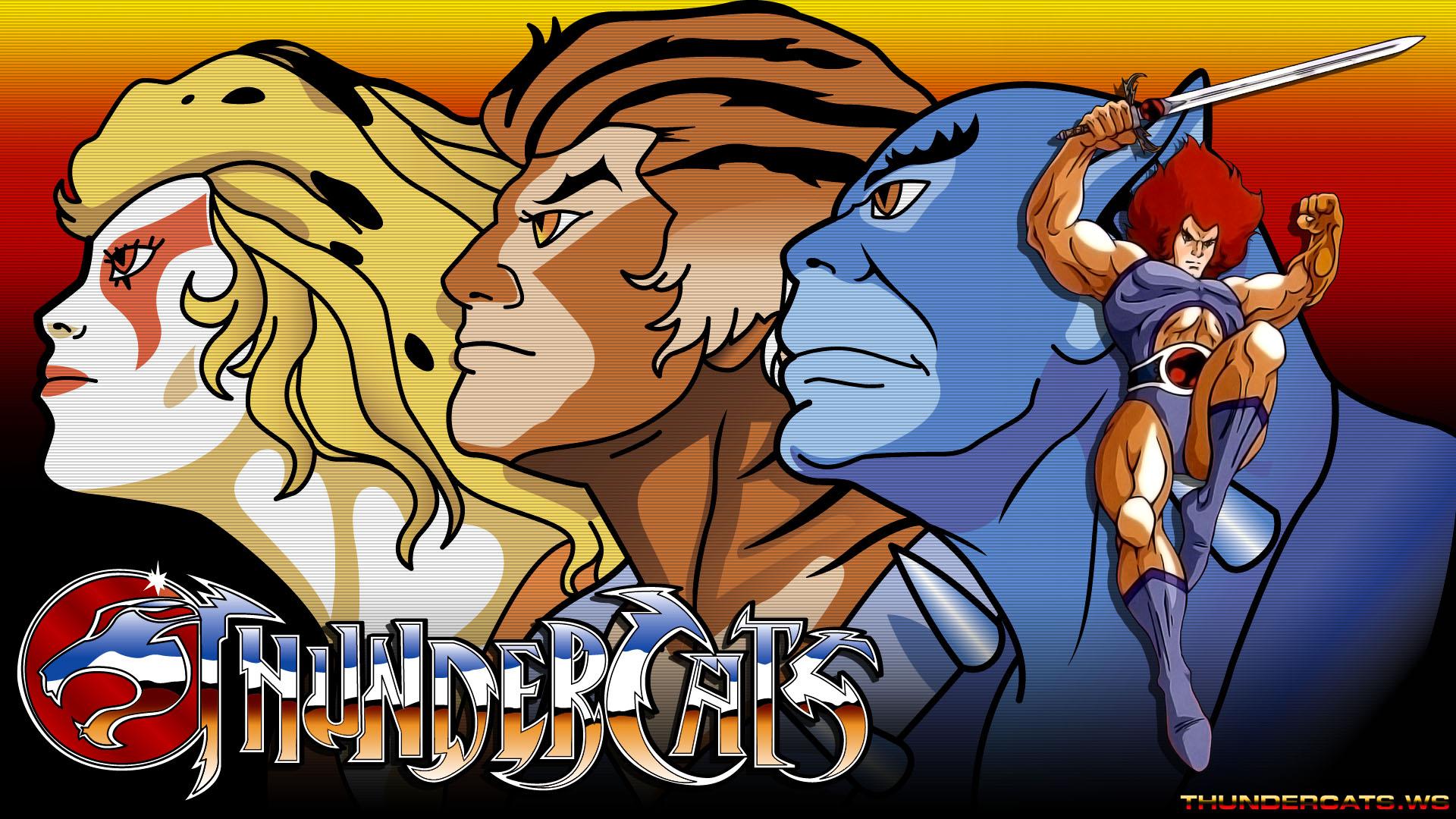 Thundercats 80s Cartoon Revived 1920x1080