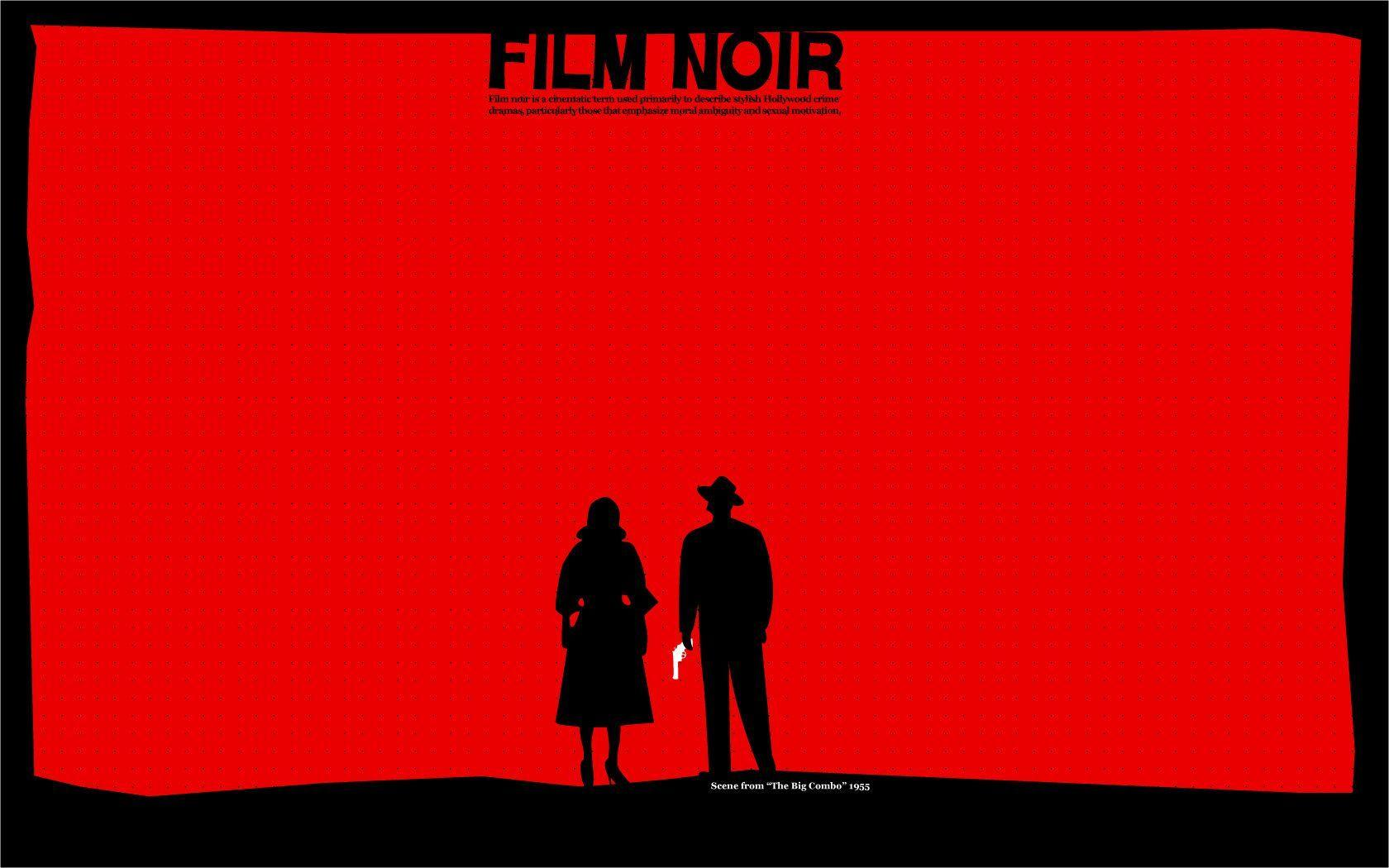 Film Noir Wallpapers on WallpaperSafari
