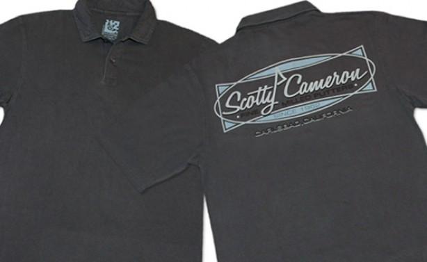 Scotty Cameron Polo Shirt 2011 614x377