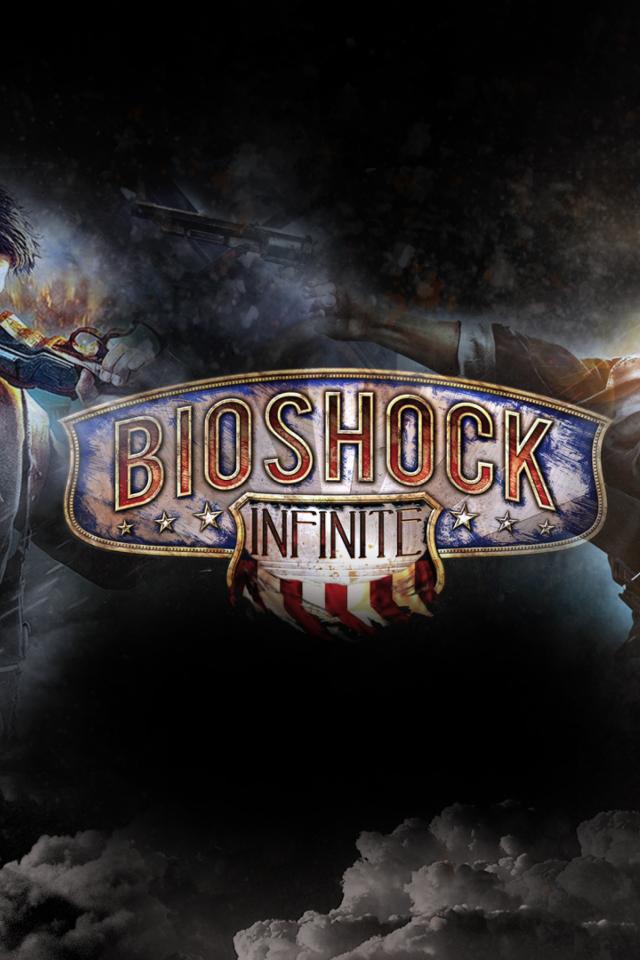 bioshock infinite iphone wallpaper wallpapersafari