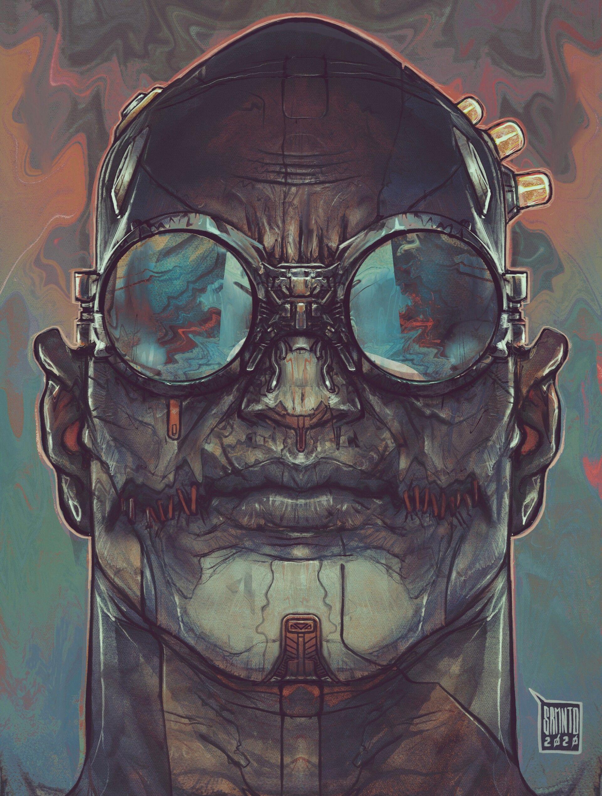 ArtStation   The Creation Frankensteins Monster Rafael 1920x2537