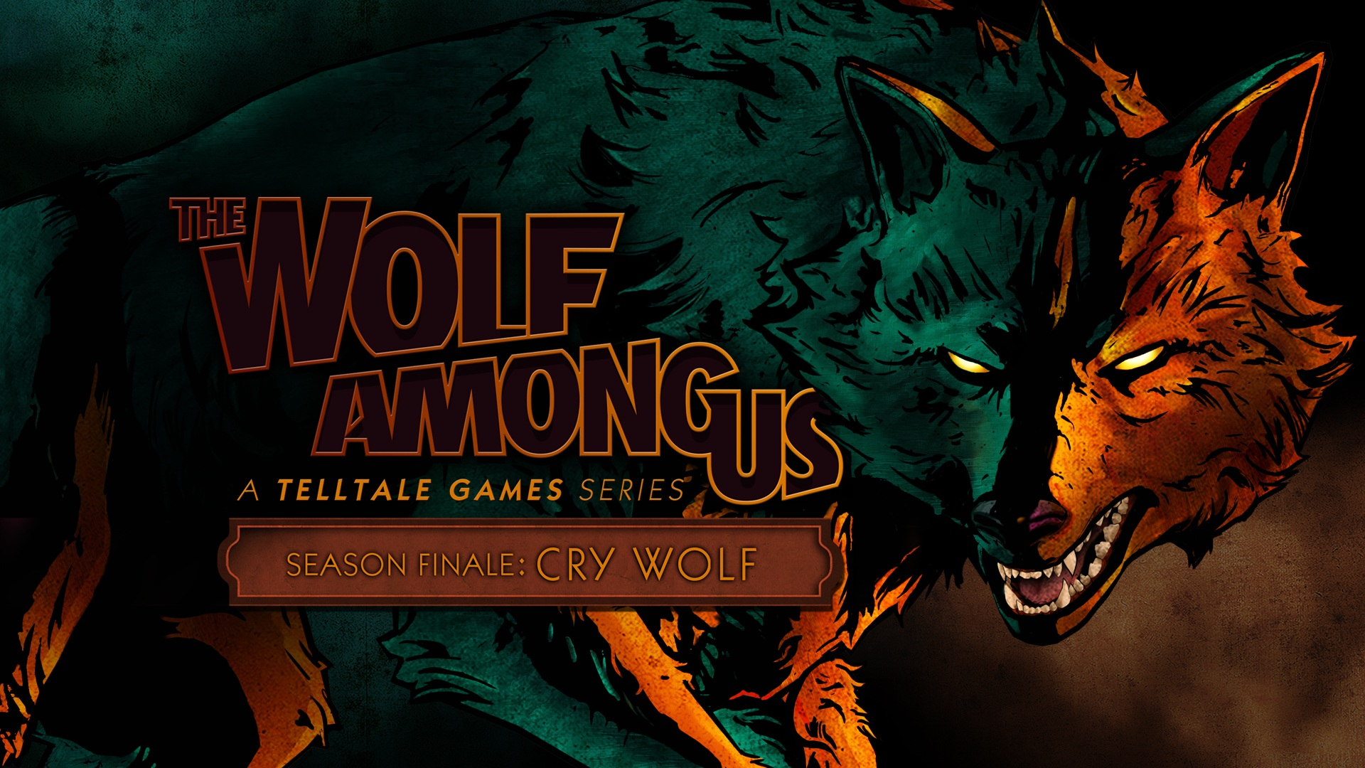 Bigby going full wolf in The Wolf Among Us season finale IncGamers 1920x1080