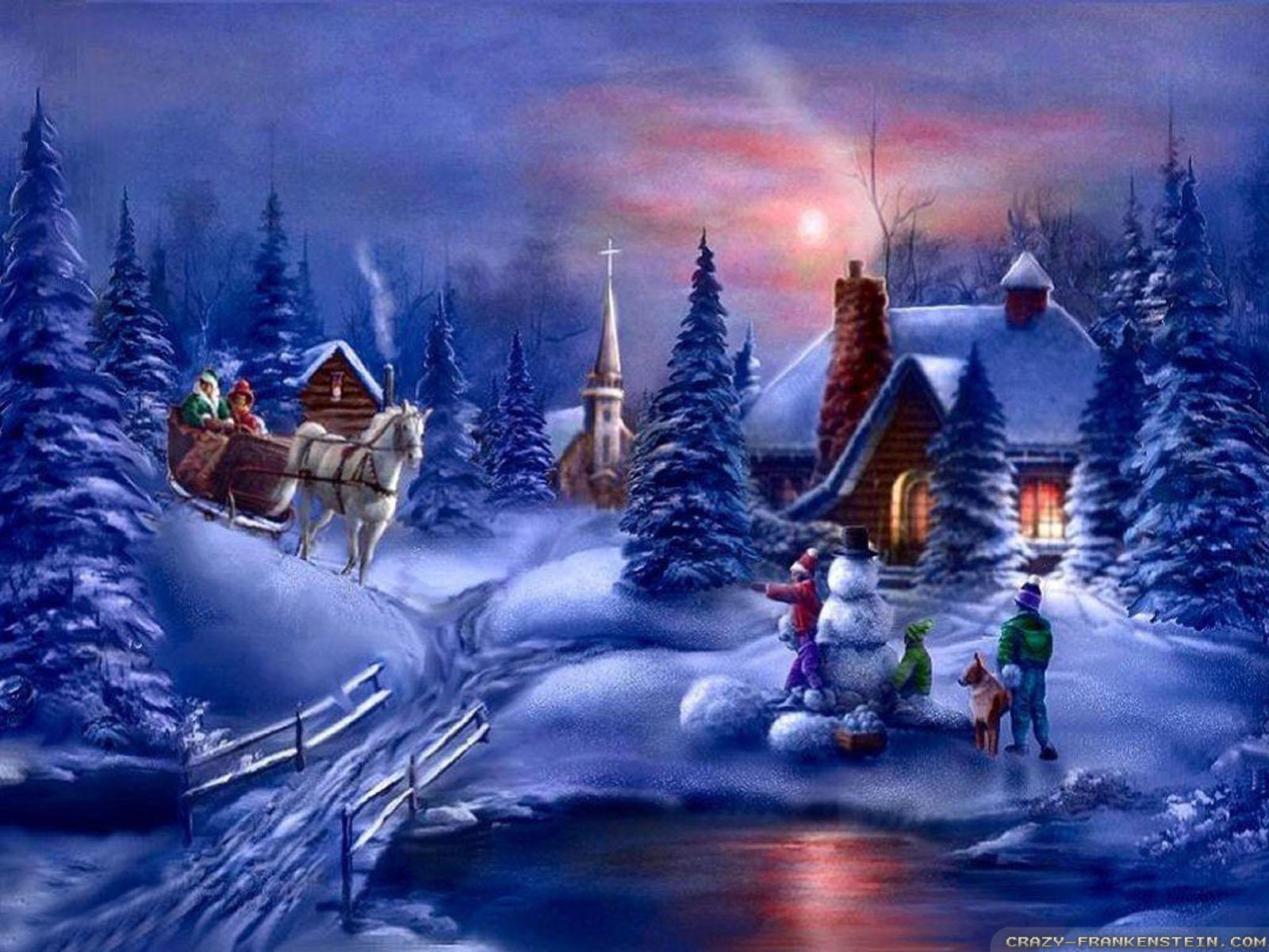 URL httpcrazy frankensteincomchristmas eve wallpapershtml 1600x1200