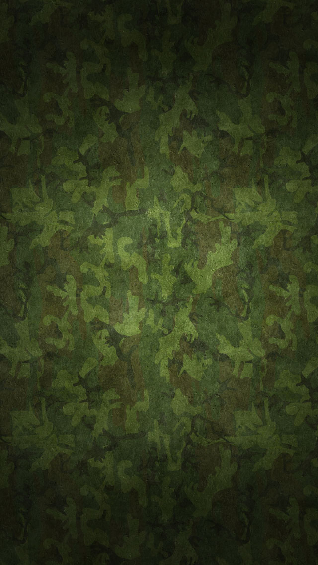 Military Camouflage Patterns IPhone 5s Wallpaper Download 640x1136