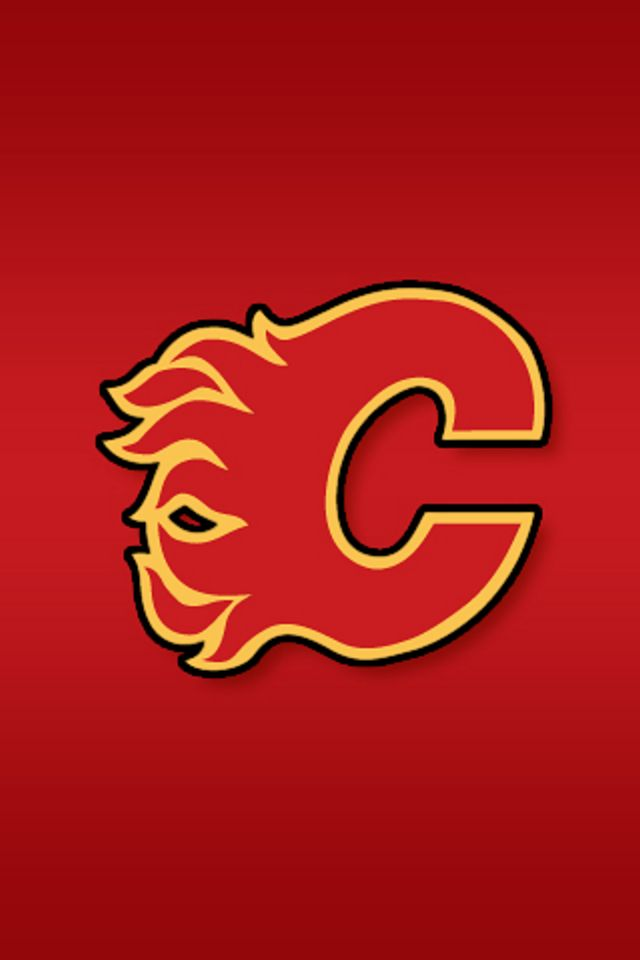 Calgary Flames Wallpaper 640x960