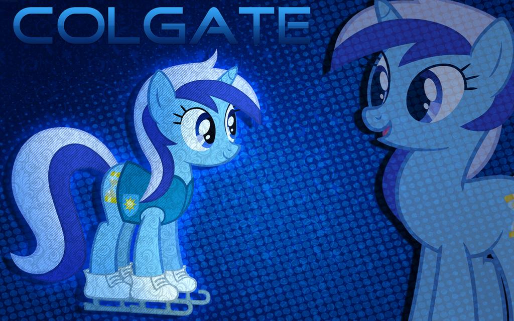 Colgate pony wallpaper 1024x640