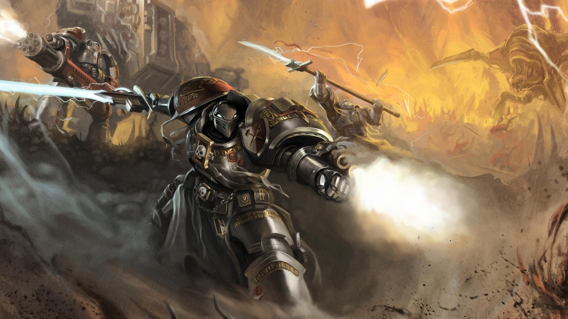 warhammer 40k wallpaper 1920x1080 - photo #29