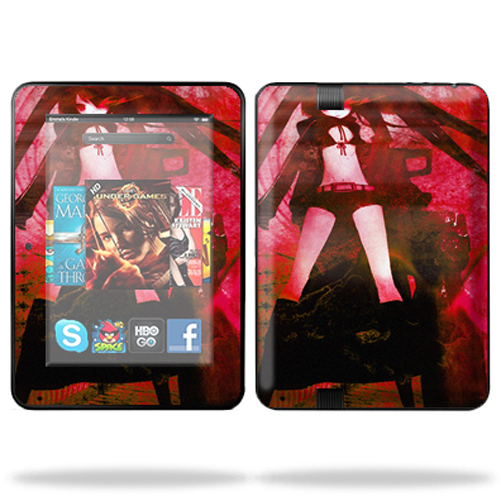 Decal Wrap for Amazon Kindle Fire HD 7 Tablet Sticker Anime eBay 501x501