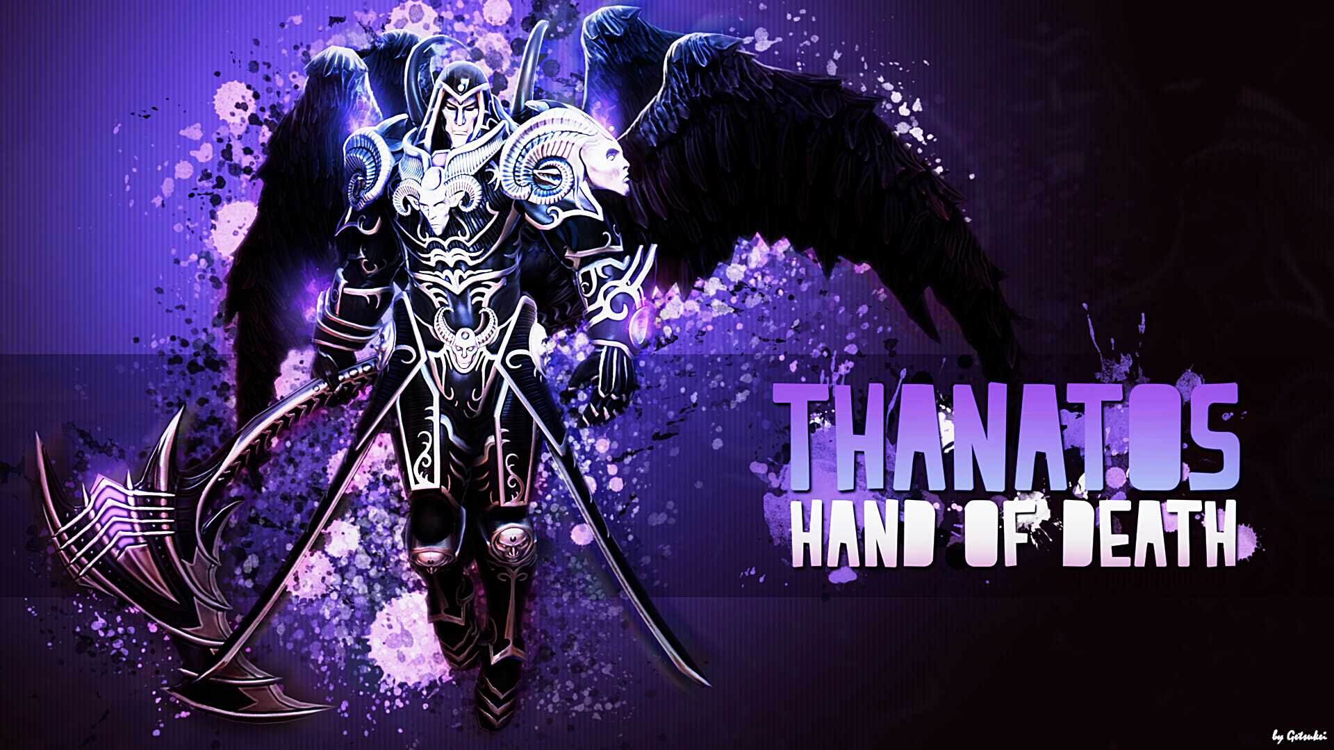 Displaying 20 Images For   Thanatos Smite 1920x1080
