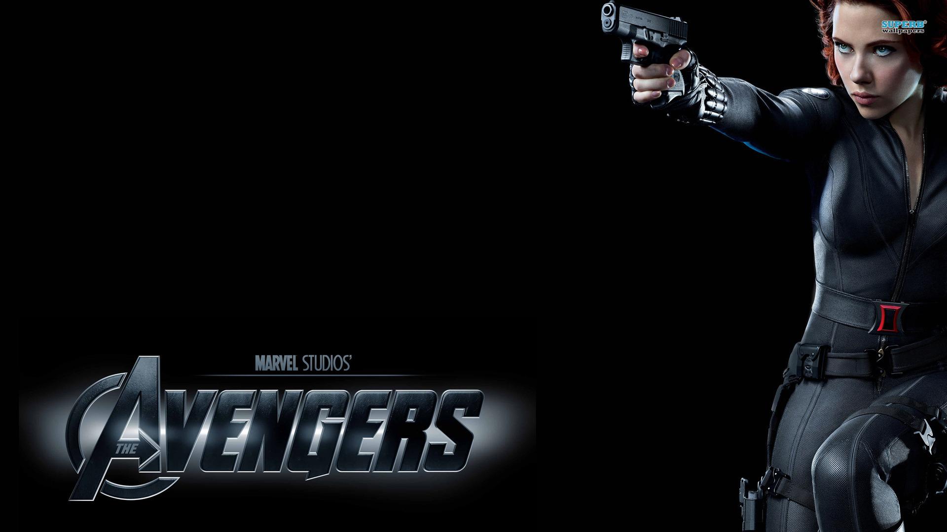 Avengers Black Widow wallpaper   591005 1920x1080
