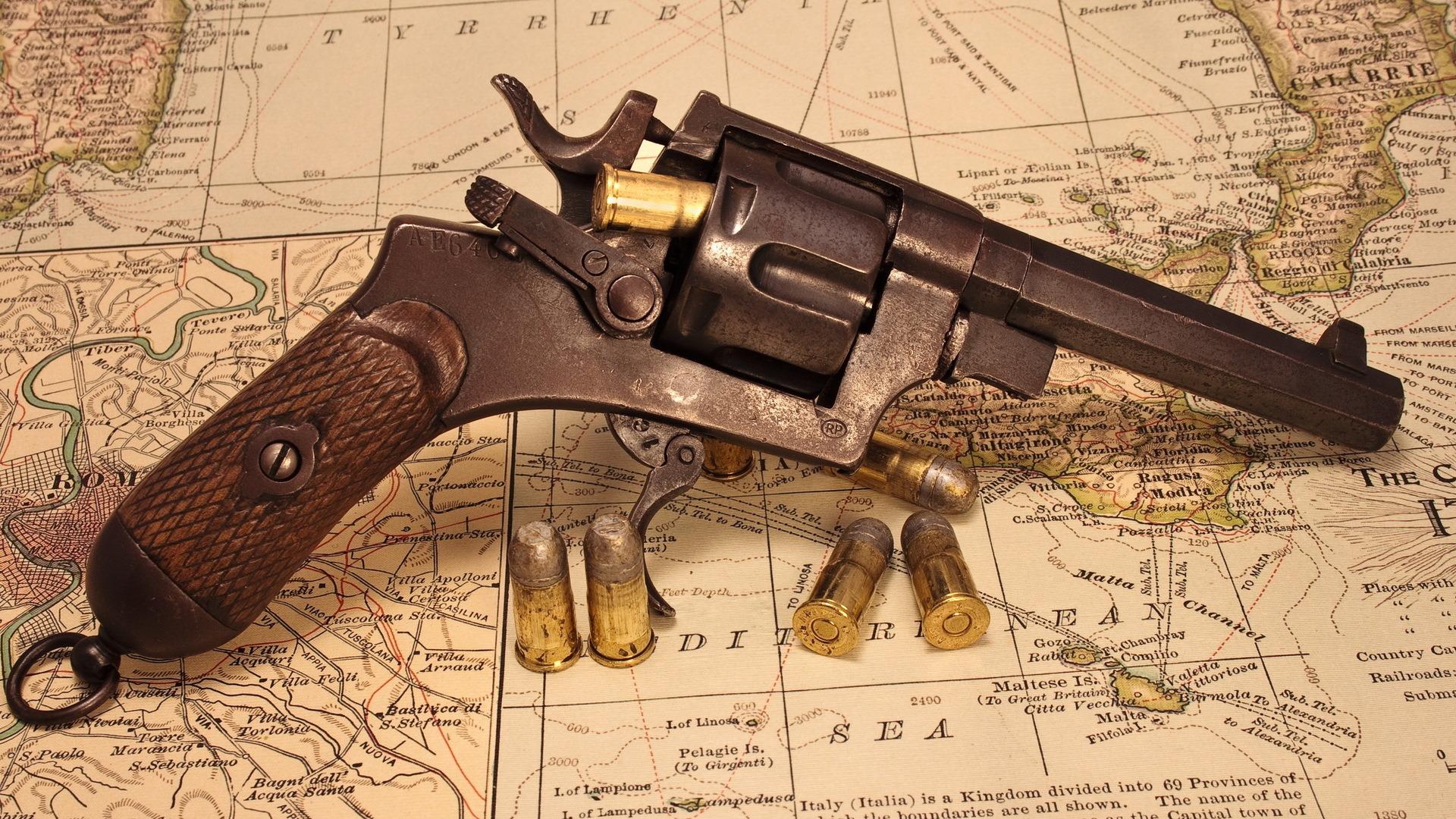 Guns Wallpapers Best Wallpapers 1920x1080