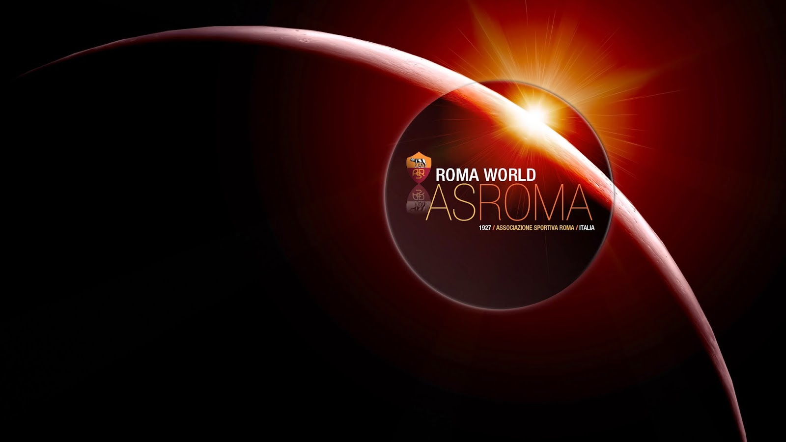 AS Roma Football Club Wallpaper Football Wallpaper HD 1600x900