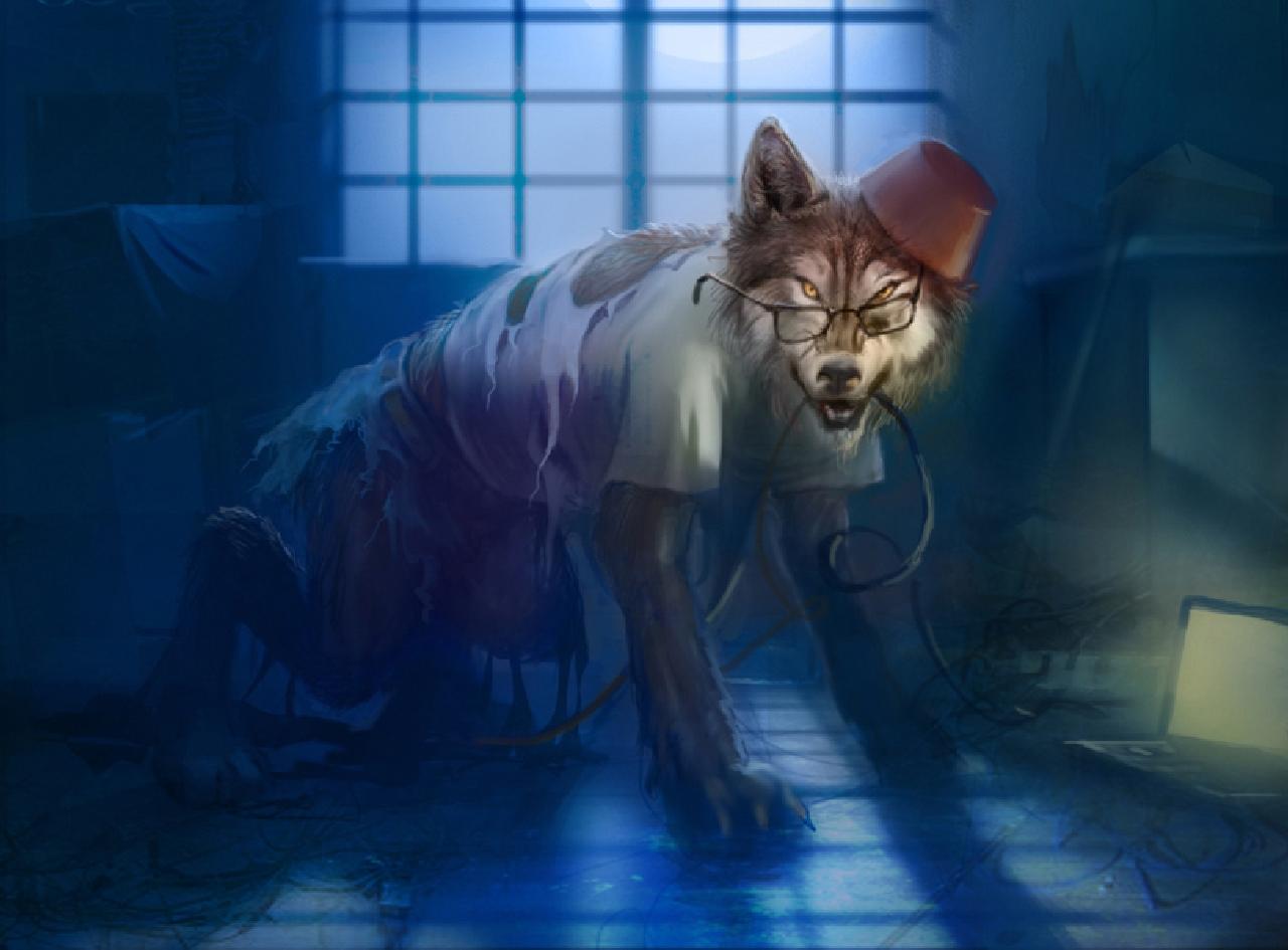 Werewolf Computer Wallpapers Desktop Backgrounds 1280x945 ID 1280x945