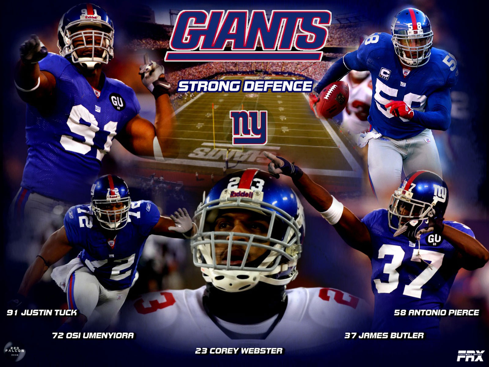 49 Free Ny Giants Wallpaper On Wallpapersafari