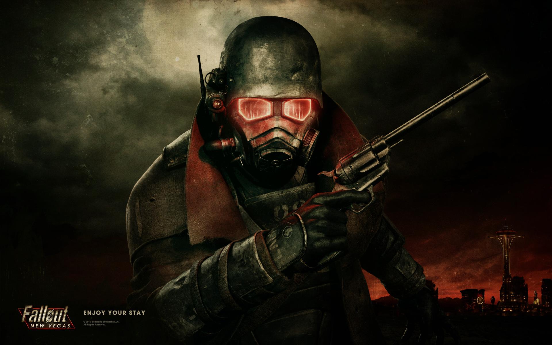 74 ] Fallout New Vegas Backgrounds on WallpaperSafari