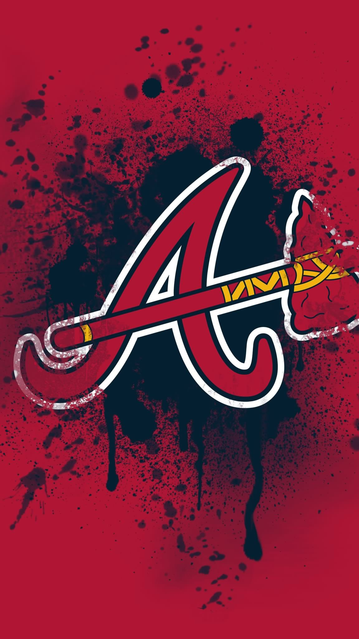 47 Atlanta Braves Wallpapers On Wallpapersafari