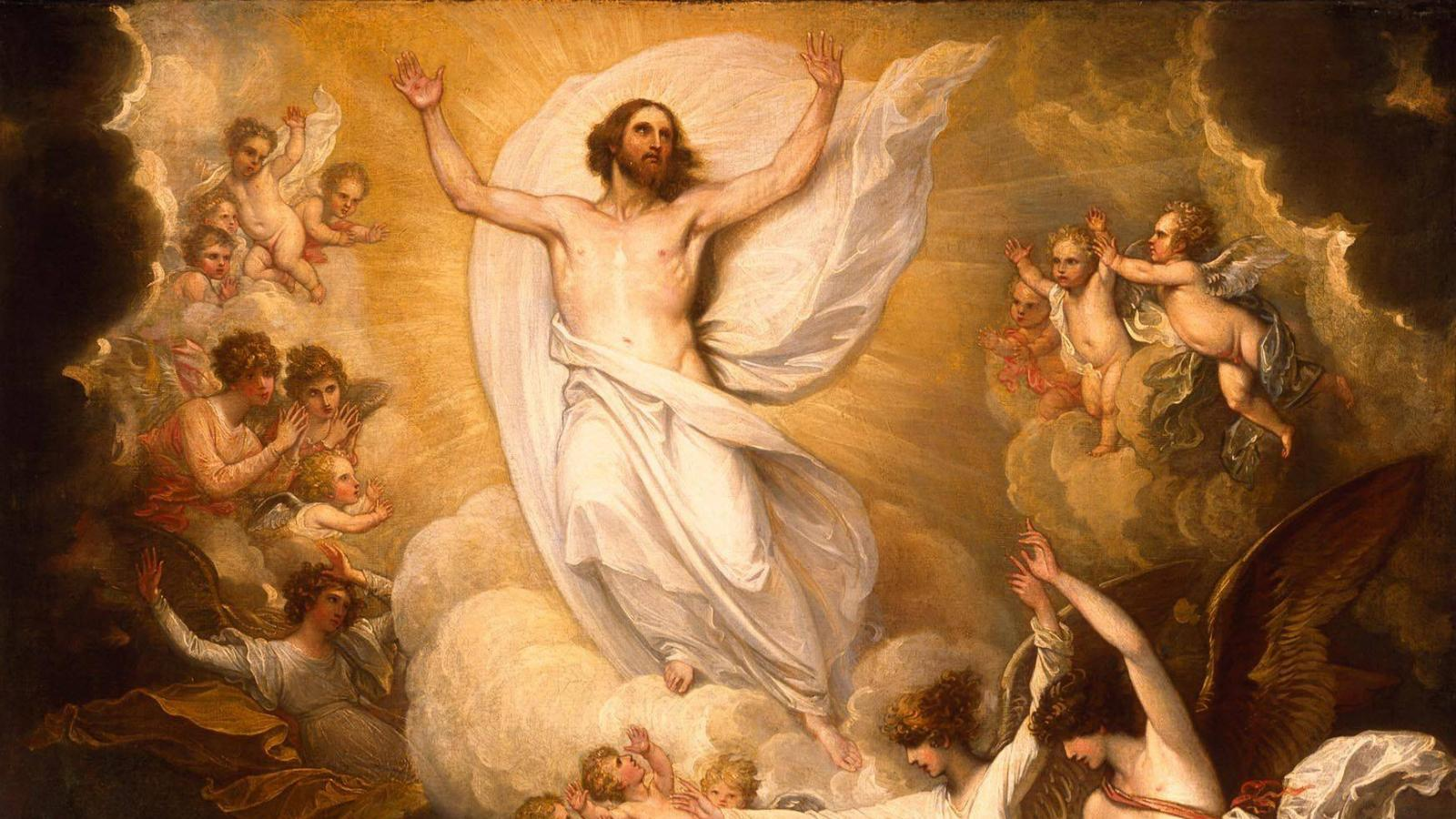 jesus resurrection wallpaper - photo #22