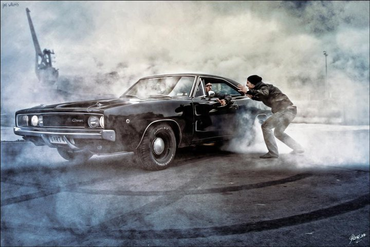 720x480px Muscle Car Burnout Wallpaper Wallpapersafari
