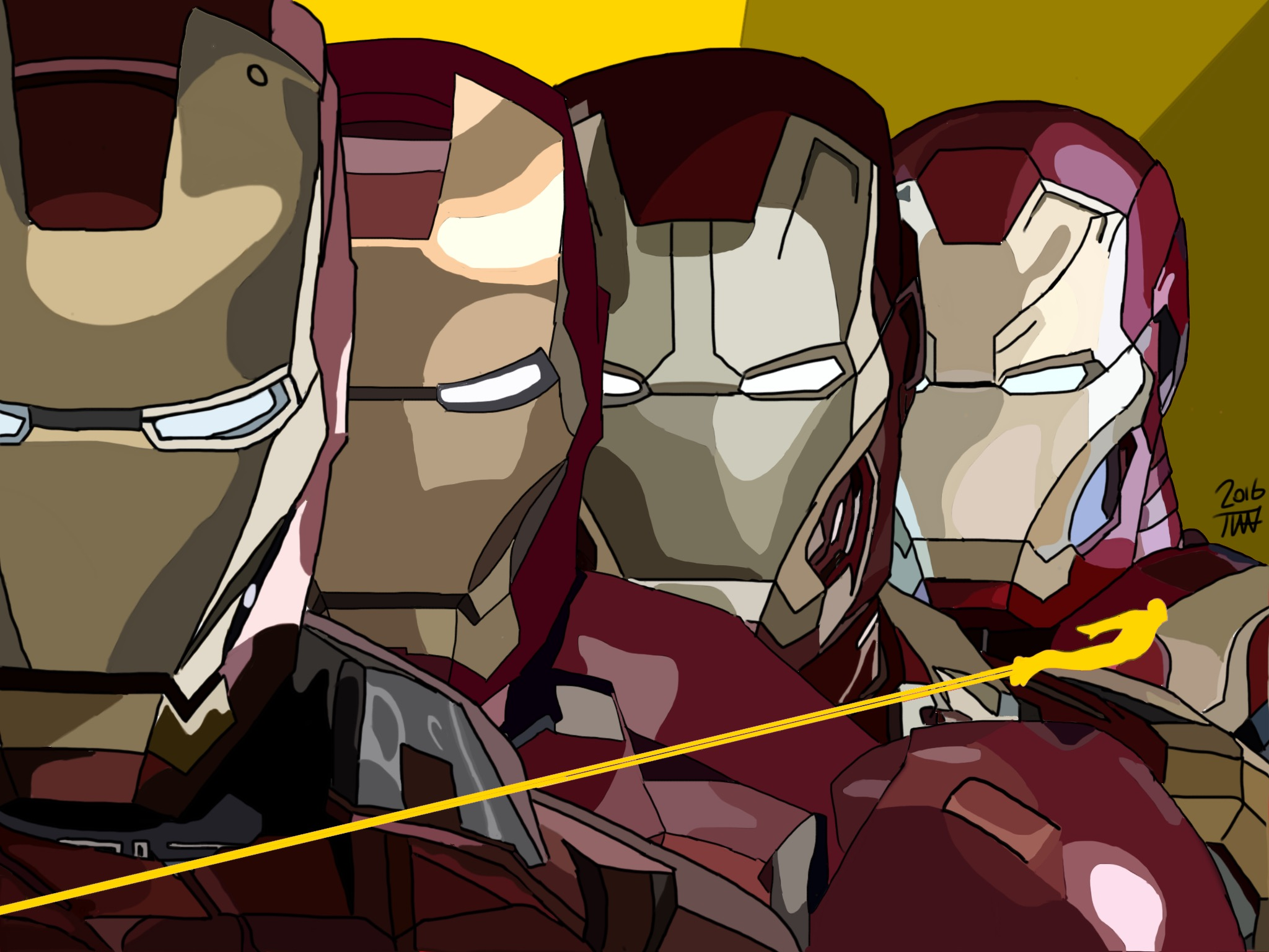20 Iron Man Mark 85 Wallpapers On Wallpapersafari