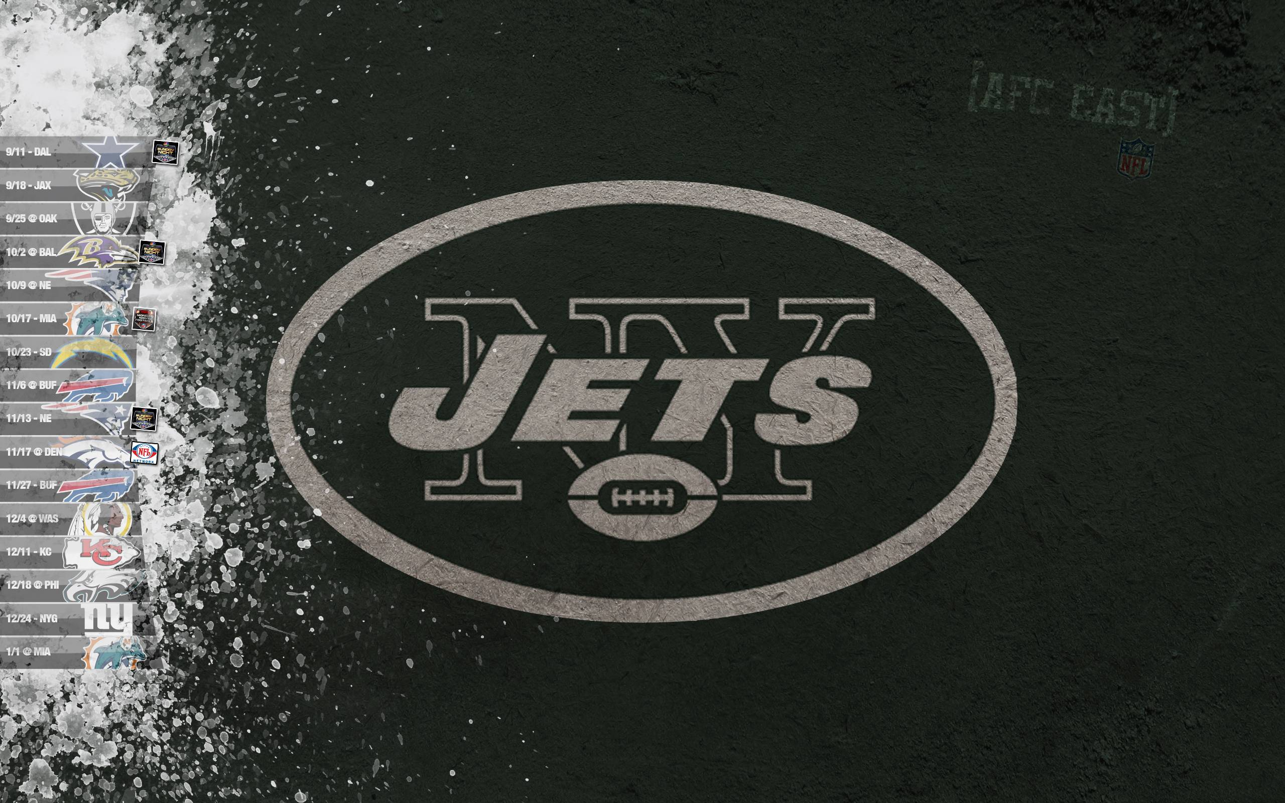 Free Download New York Jets Wallpapers 2560x1600 For Your