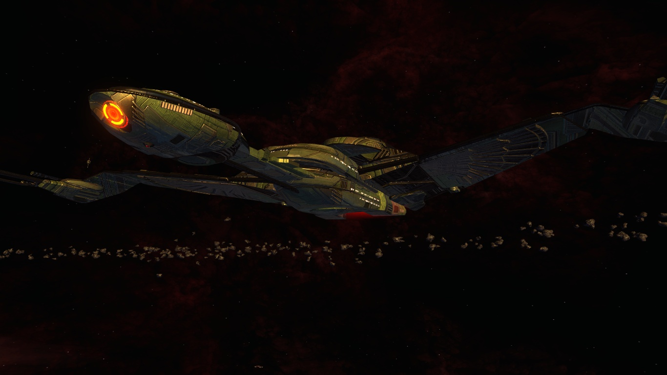 Free Download Klingon B Rel Bird Of Prey Submitted By Picard1998