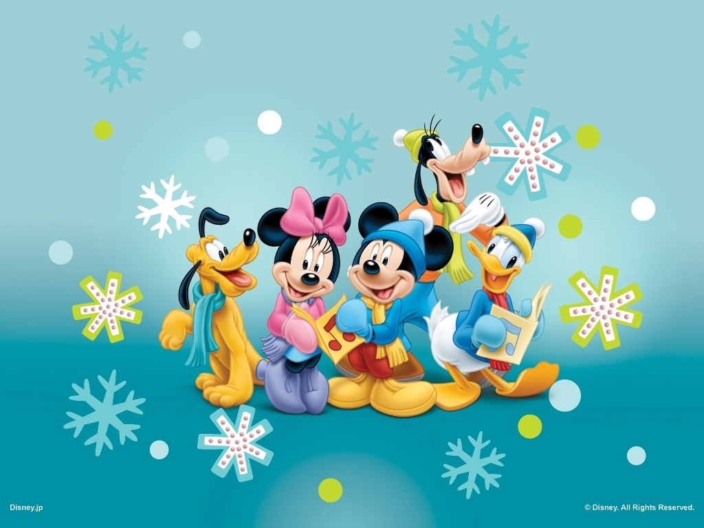 Disney Christmas   Sites Of Great Wallpapers Wallpaper 33253147 1024x768